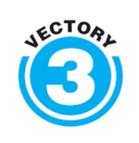 vectory3 logo
